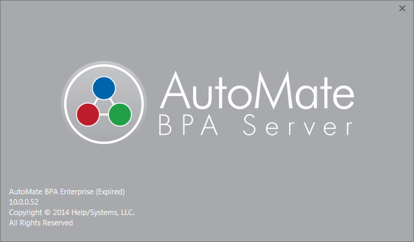 AutoMate BPA Server