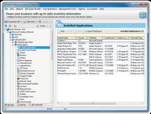 EMCO Network Inventory Enterprise3