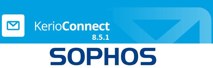 KerioConnect 8.5.1
