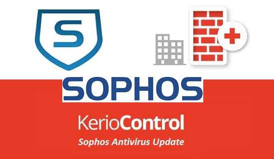 KerioControlAntivirusUpdate