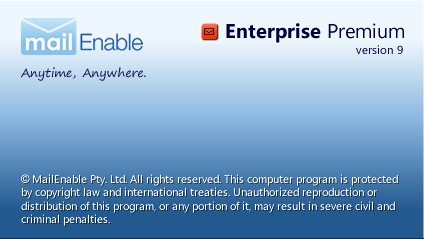 Mail Enable Enterprise
