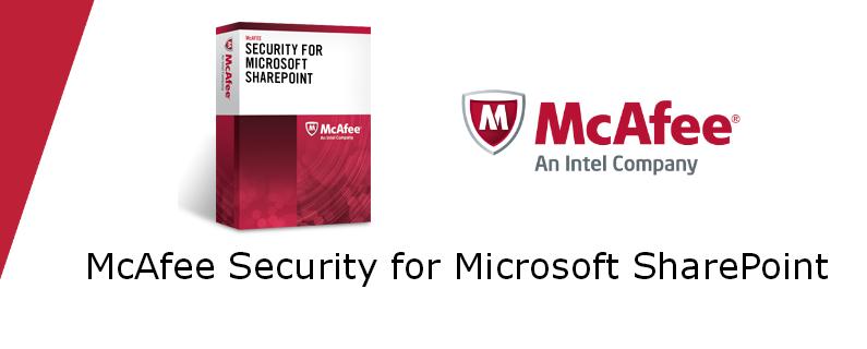McAfee Security ShPnt