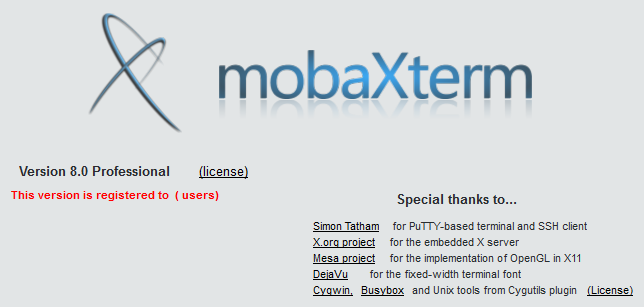 MobaXterm Personal