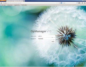 OpManager 1
