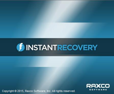Raxco Instant Recovery