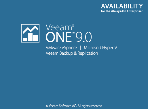 Veeam ONE 9.0