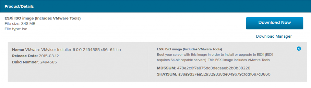 DiGiBoY › VMware vSphere 6 0