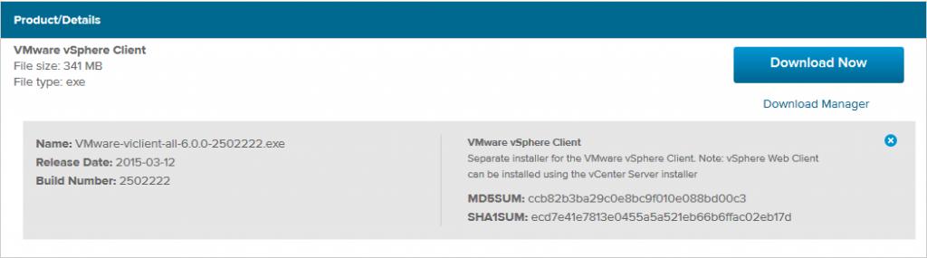 vsphere-client-6.0